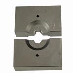 Сменные губки к 4678 для установки зажимов троса ART 4679 Crimping dies for terminals pliers