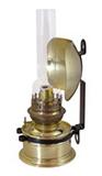 Электролампа RETRO-PETROL 260x144/E27/60W DHR ART 5332 Pantry lamp