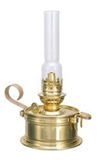 "Лампа керосин. RETRO KOSMOS 6""/0,25L/35час. DHR ART 5333 Cuddy lamp"