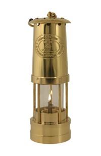 Керосиновая лампа Дэви Miner´s 260мм Капсула Благодатного и Олимпийского огня ART 5400 Davy Miner´s lamp, flat burner, 260 mm