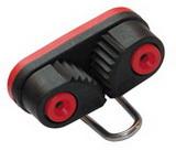 Стопор с кипой для троса 12-14 mm PEM ART 7393 Clam cleat for rope 12-14 mm (plastic with glass fibre)