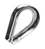 Коуш для троса ART 8247 Wire thimble