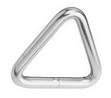 Кольцо треугольное ART 8349 Triangel ring, welded and polished