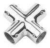 Соединитель труб крестообразный ART 8387 4-way-tee