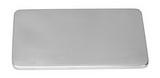 Накладка декоративная прямоугольная ART 8909 Flat rectangular bar